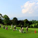 芝から打てるゴルフ練習場!ゴルフ天国宮崎で発見【亀の甲ゴルフ練習場】