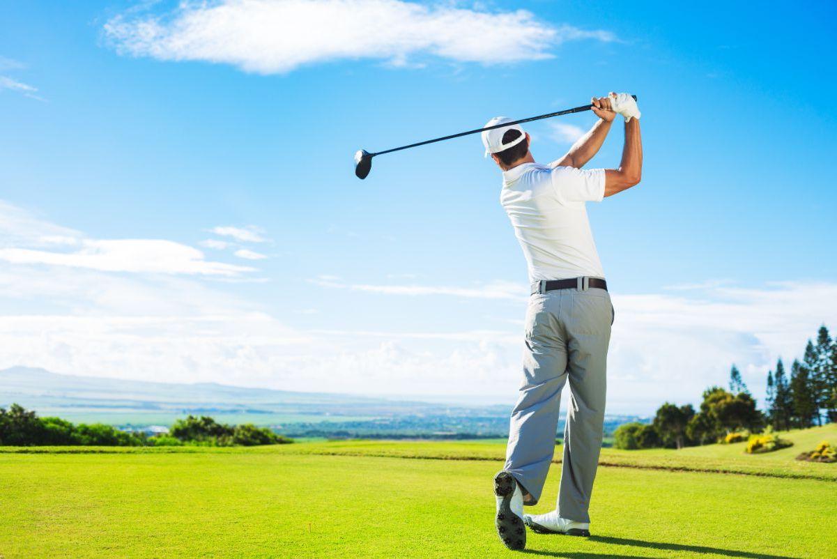 ゴルフコースの距離を想定したクラブセッティングをしてみよう♪