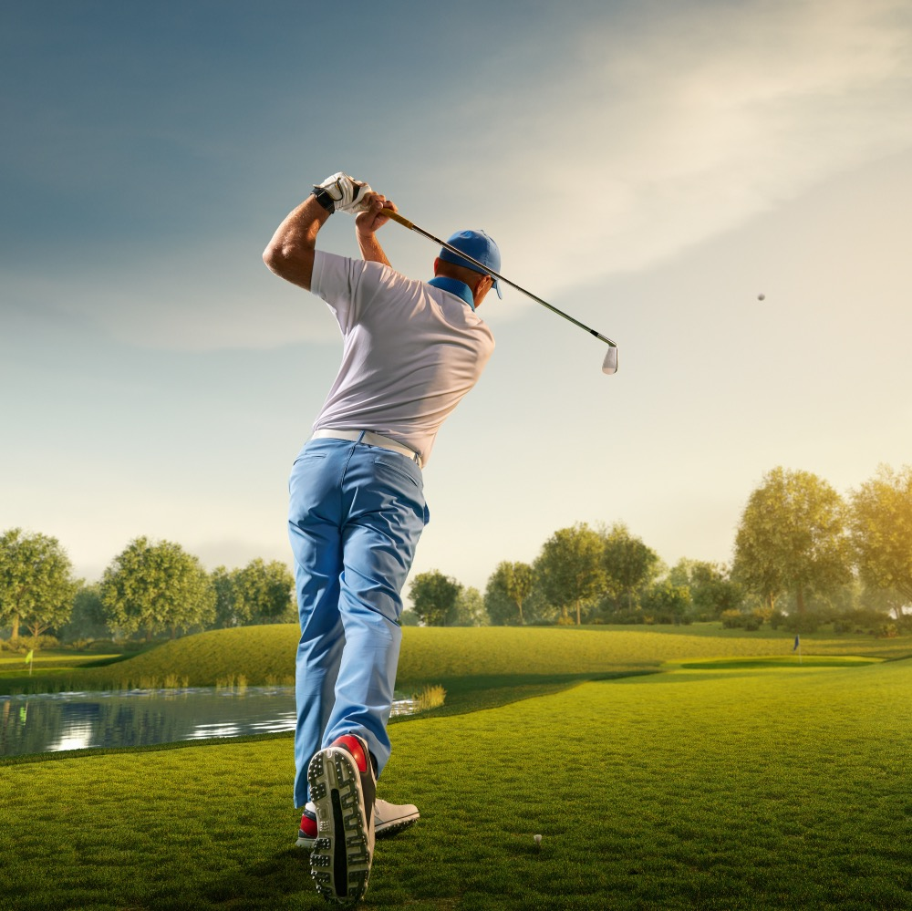 ゴルフ浸り